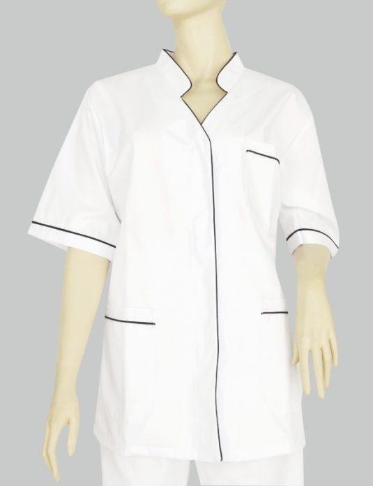 chaqueta casaca enfermera auxiliar médico sanidad amica