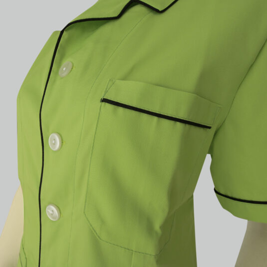 camisa casaca sanidad auxiliar enfermera amica