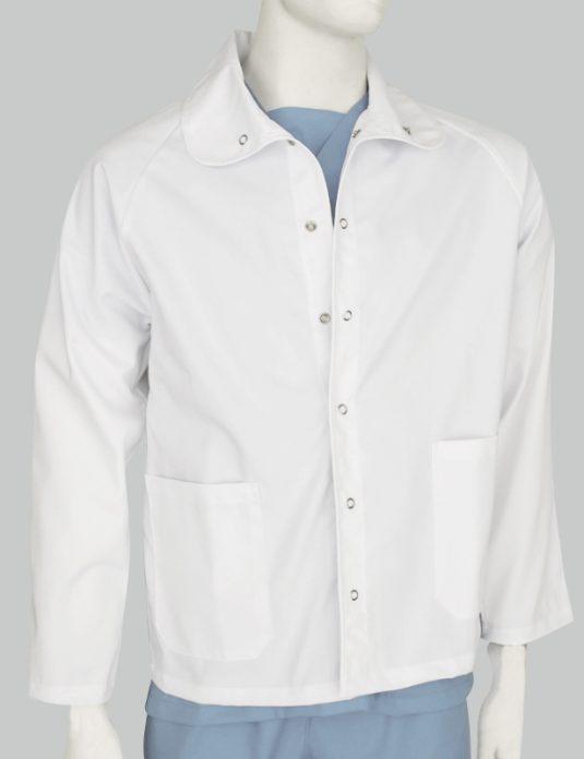 chaqueta medico enfermera sanidad auxiliar amica