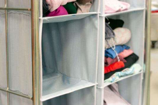 Organizador de ropa