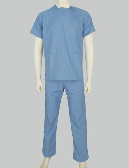 chaqueta camisa casaca enfermera auxiliar médico sanidad amica