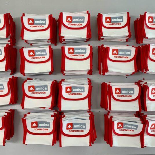 Funda portamascarillas - Edición especial 36 aniversario de Amica